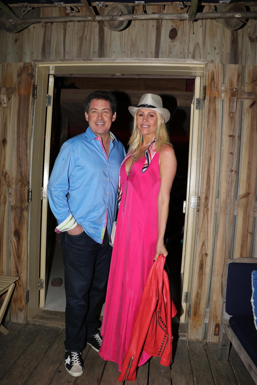 Noah Mamet y Barbie Simmons