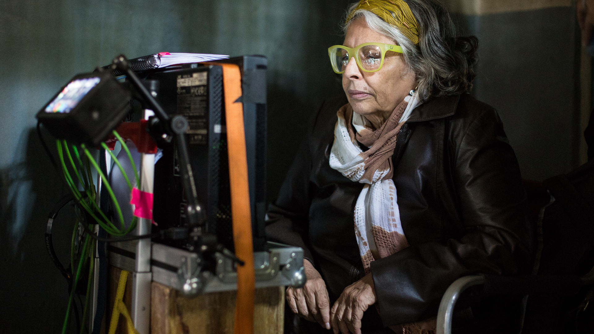"La directora brasileña Lúcia Murat estrenó ""Plaza París"""