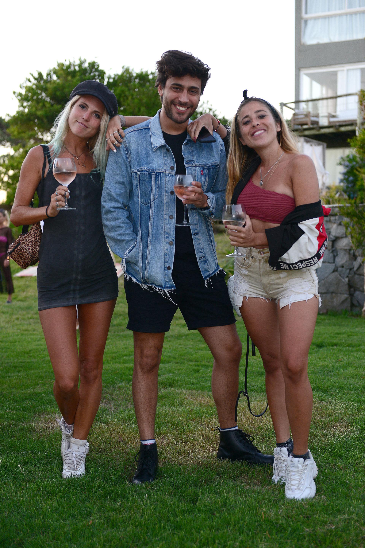 Bárbara Pérez, Lizardo Ponce y Tupi Saravia /// Fotos: Público Press Group