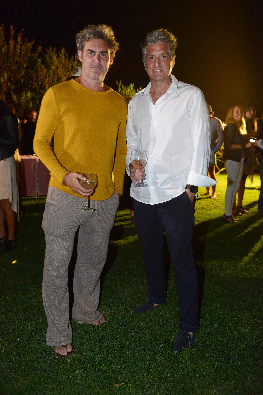 Lucas Grimaldi y Santiago Mansilla