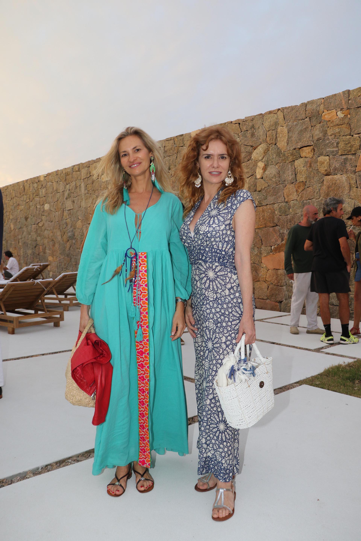 Lily Sciorra y Karina El Azem