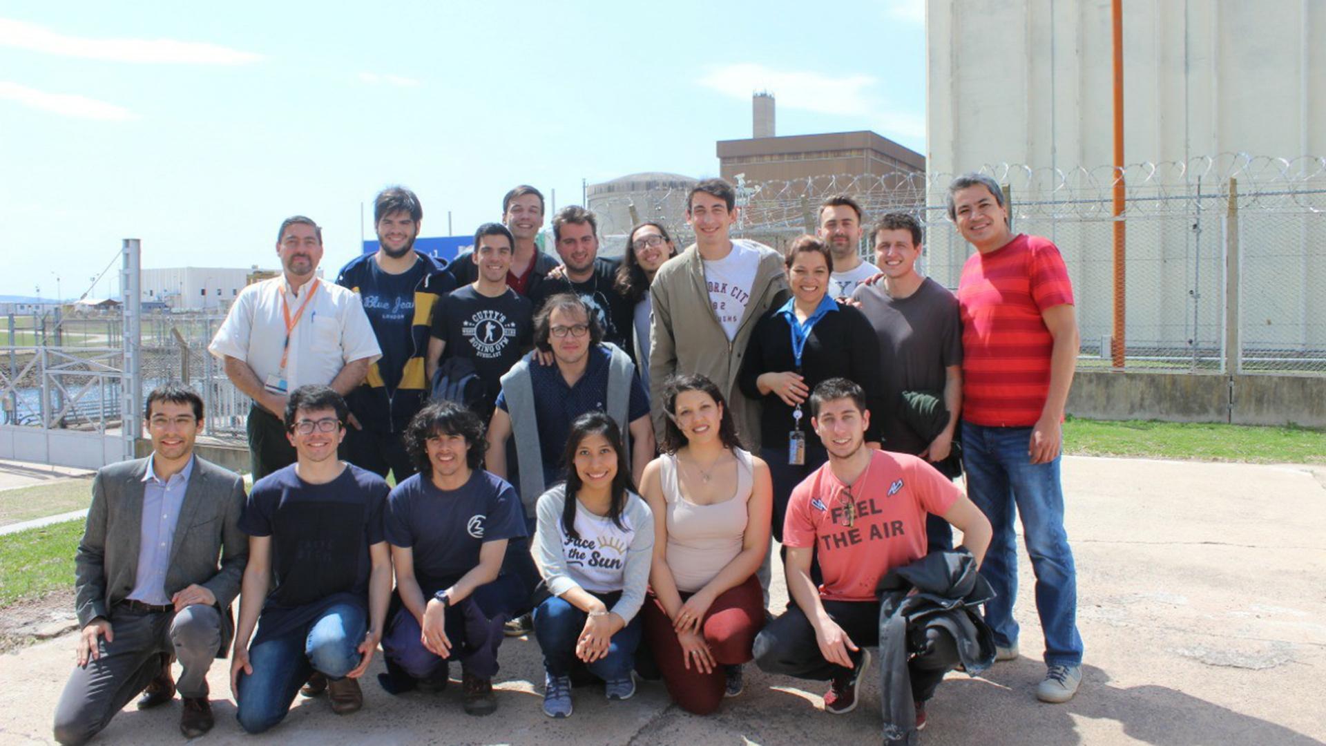 En la especialización de ingeniería nuclear en el Instituto Balseiro hay 16 estudiantes, de los cuales solo dos son mujeres.