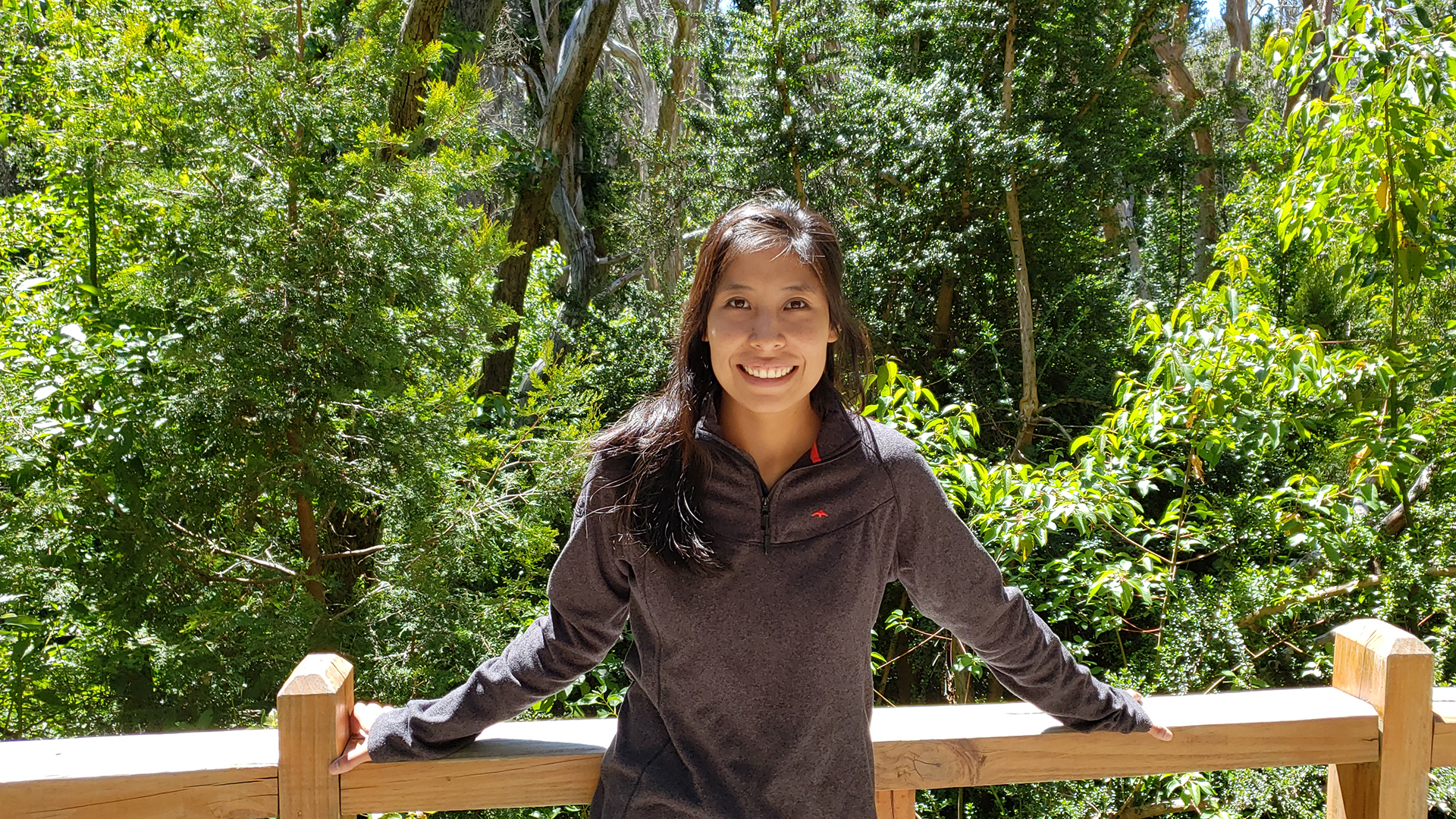 Laura Cruz estudia ingeniería nuclear en el Instituto Balseiro