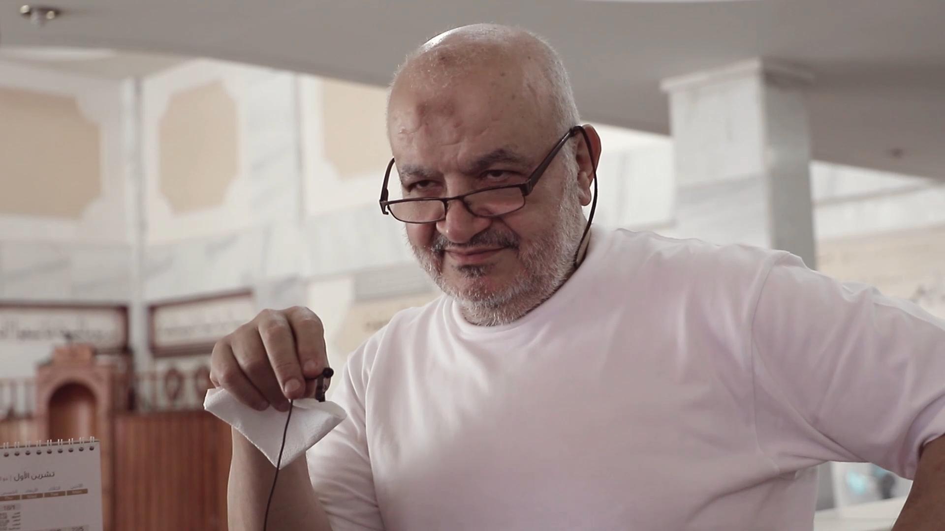 Mohammad Youssef Abdallah, líder de la mezquita verde de Ciudad del Este. Según la justicia estadounidense, también es comandante regional de Hezbollah y jefe recaudador del grupo terrorista en la región (Lihueel Althabe)
