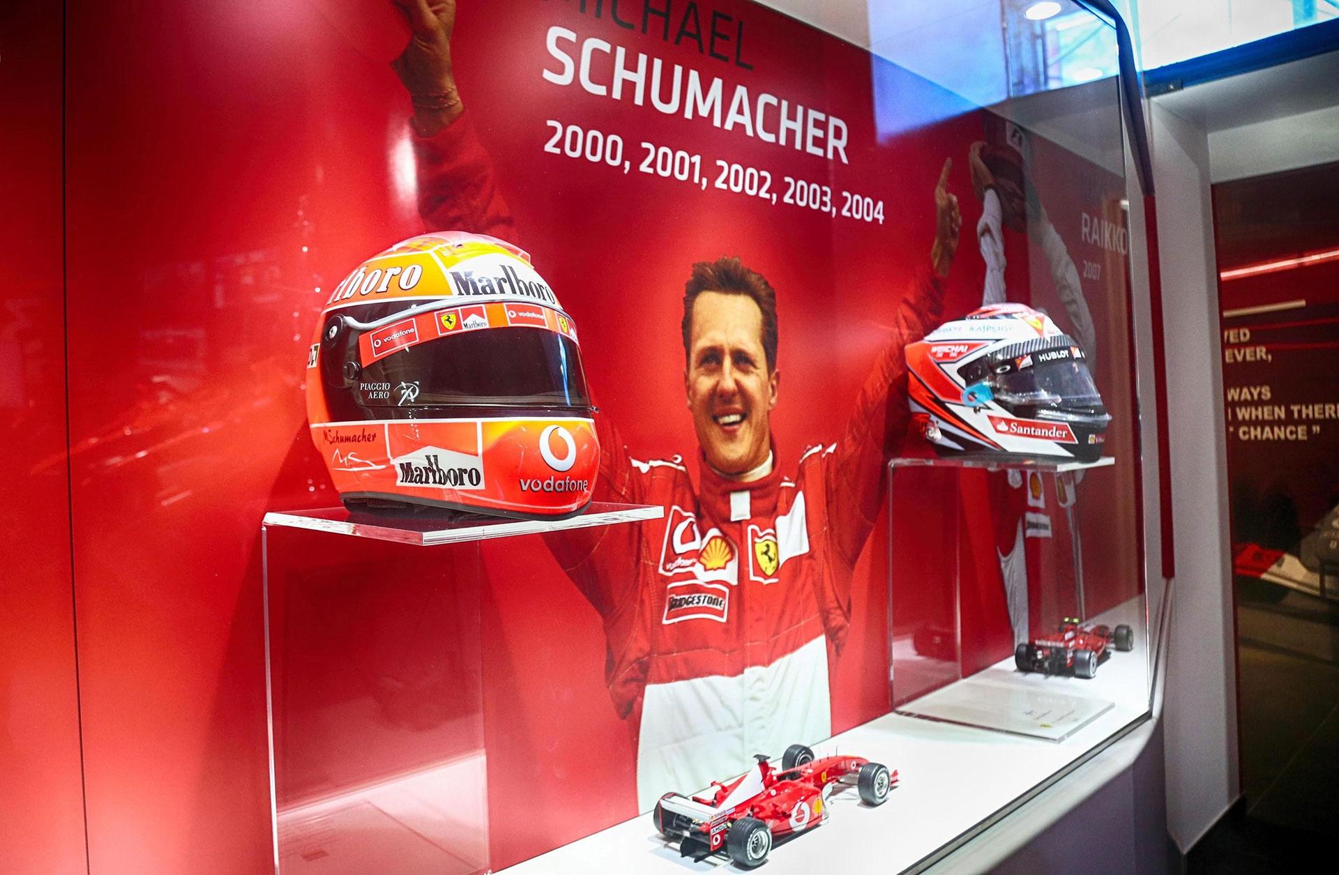 El alemán es el piloto de Fórmula Uno más exitoso de todos los tiempos con siete títulos mundiales y victorias en 91 grandes premios