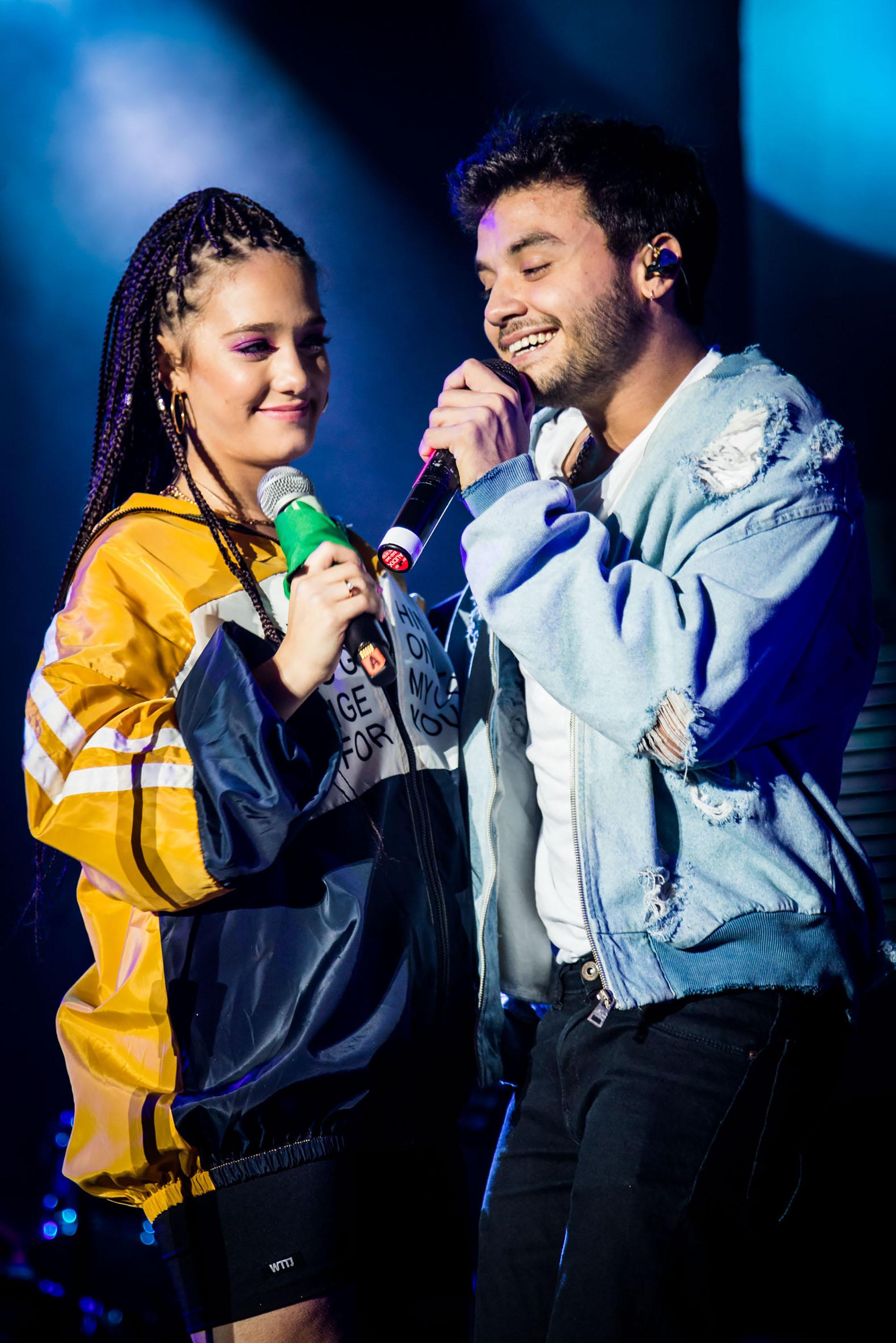 """Ambos fueron parte del elenco de """"Simona"""" y se consagraron como la pareja favorita del público. Y hay muchas dudas de un posible romance entre ellos, meses atrás…"""