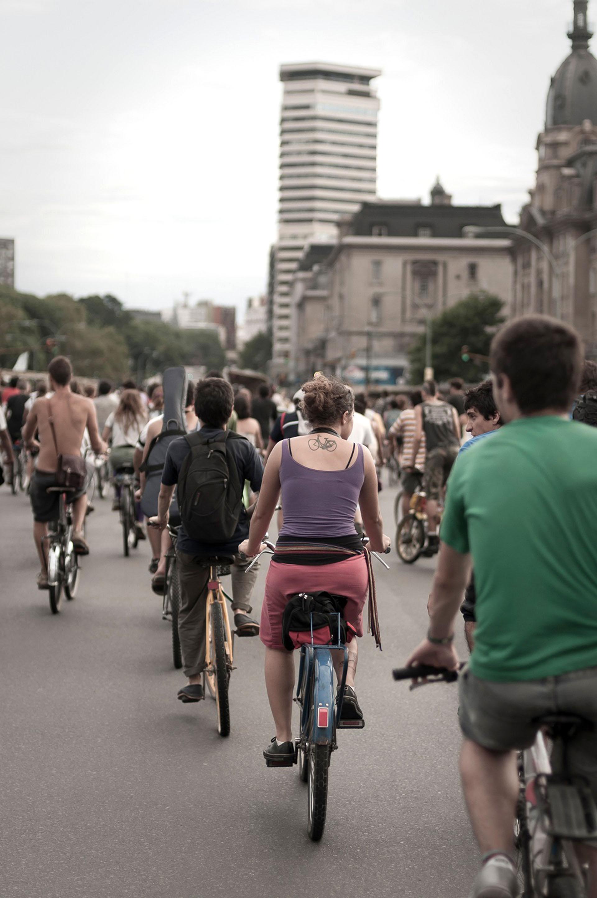 También se puede pedalear por la ciudad y conocer sus secretos