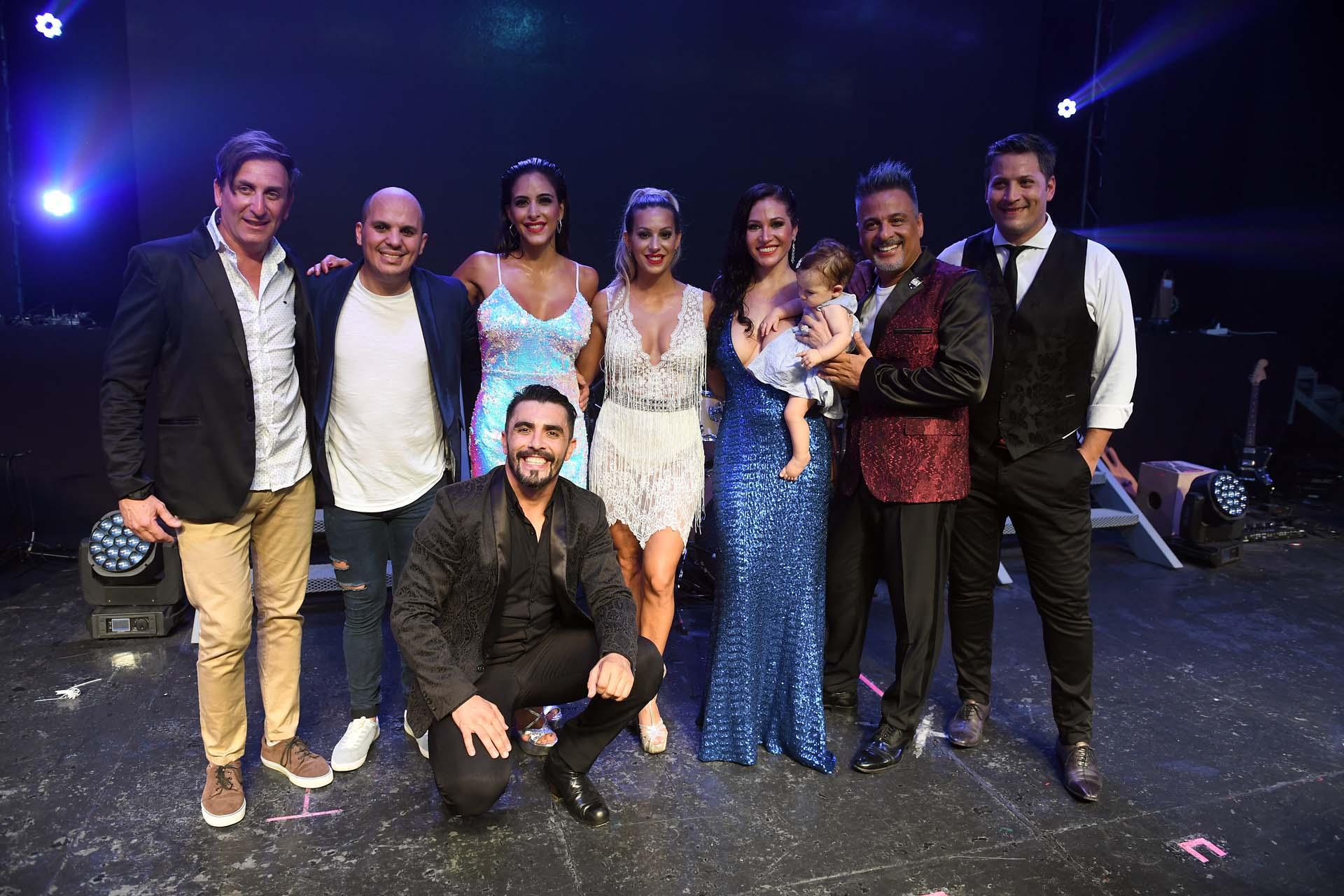El elenco completo de Bien Argentino en Buenos Aires