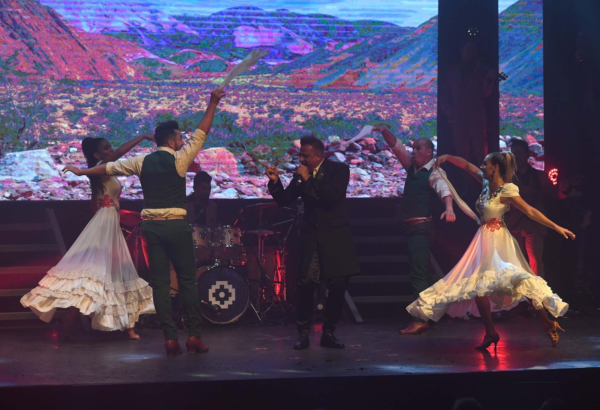 El folklore, protagonista en Bien Argentino