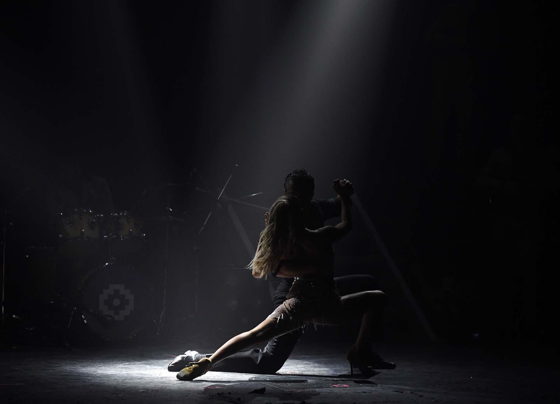 El tango también tiene su espacio en Bien Argentino