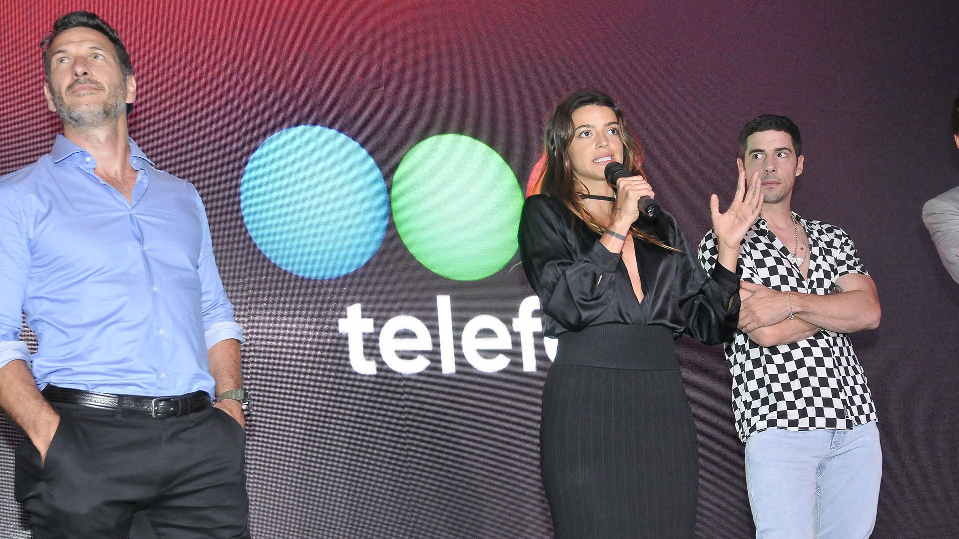En su regreso a la televisión,la artista interpretará a Luciana Cervantes, una mujer que sufre violencia de género por parte de Vito Paternó, el rol de Lamothe
