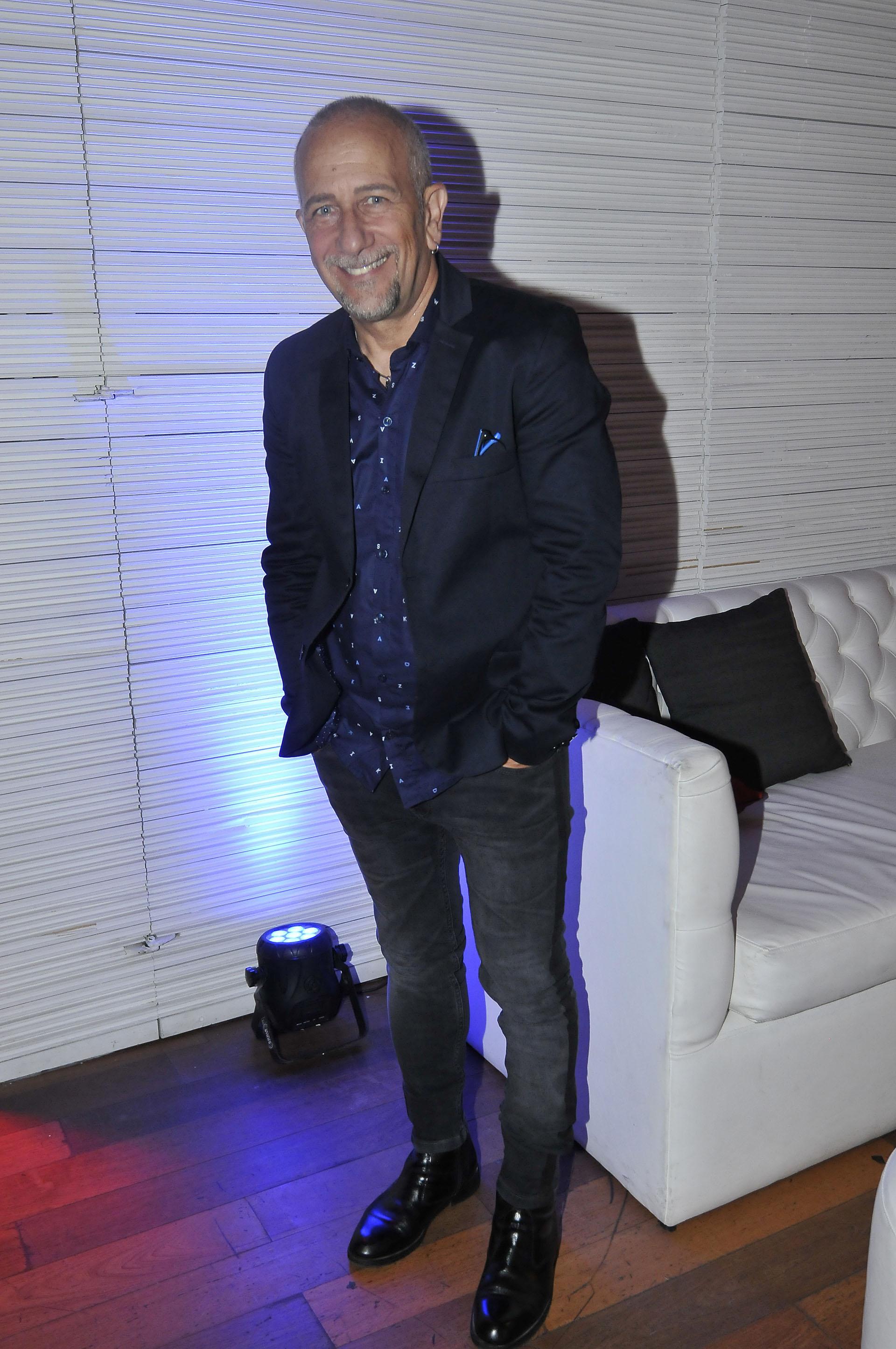 Mariano Argento (Crédito de Fotos: Teleshow)