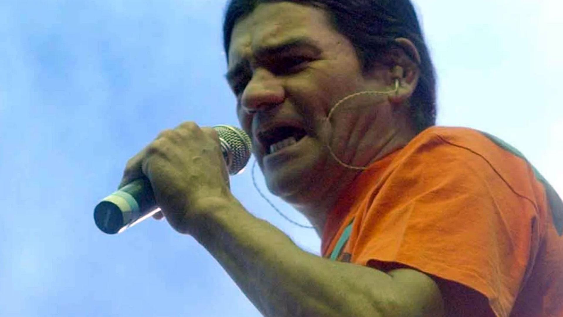 Alejandro Sokol fue el cantante de Las Pelotas durante casi dos décadas