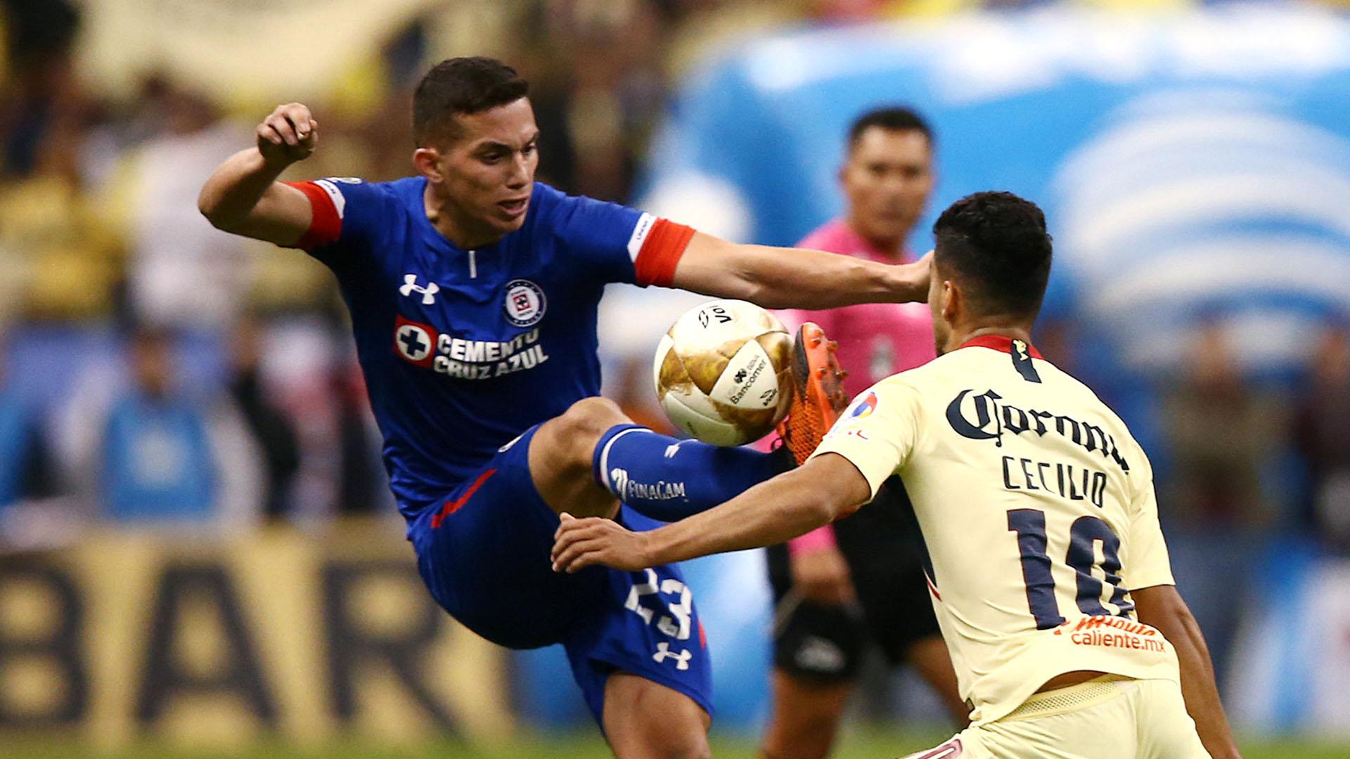 Iván Marcone fue nombrado como el mejor futbolista de la Liga MX (Reuters)