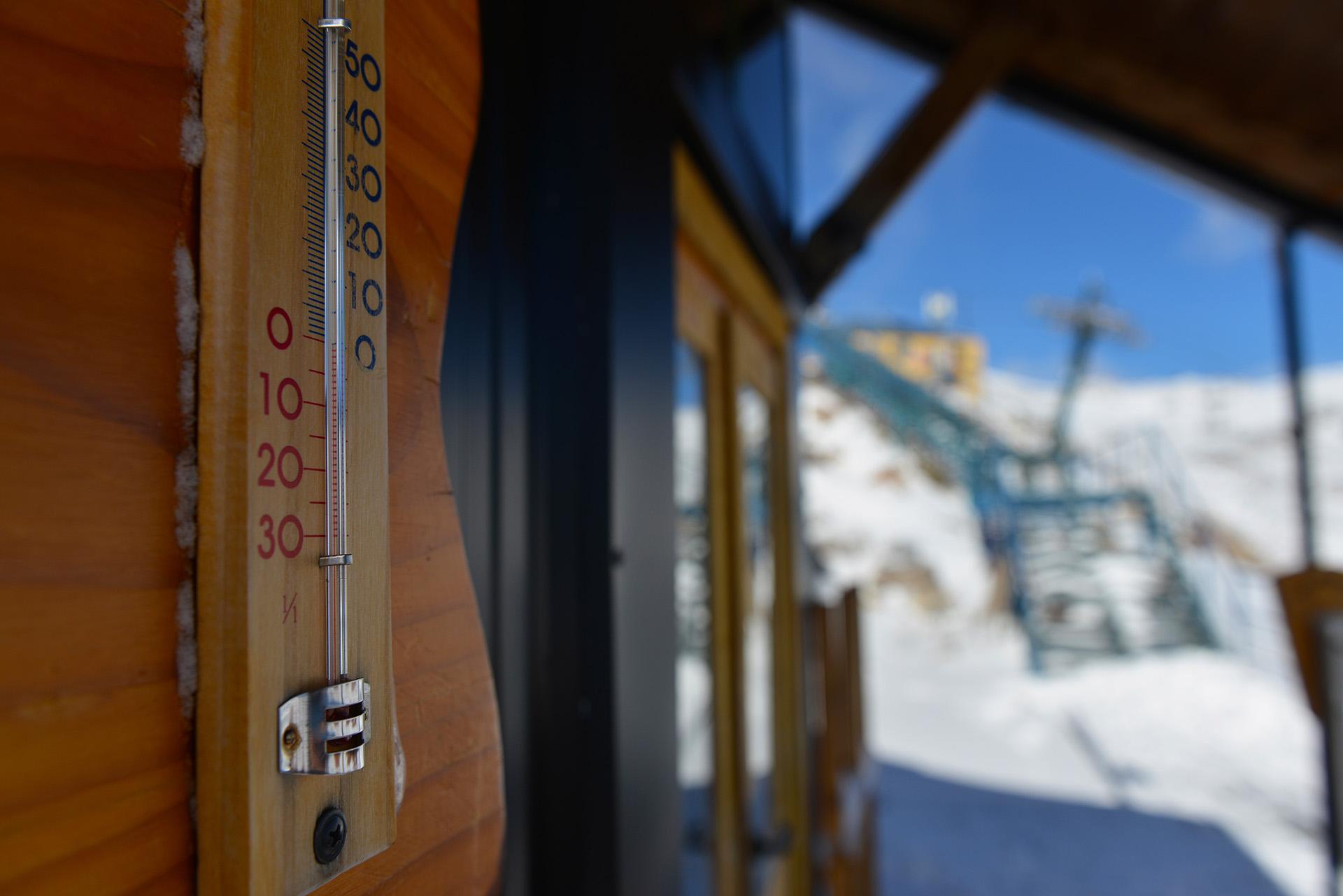 El clima en Bariloche recién tendrá una mejoría el domingo con una temperatura de 25 grados de máxima y 5 de mínima