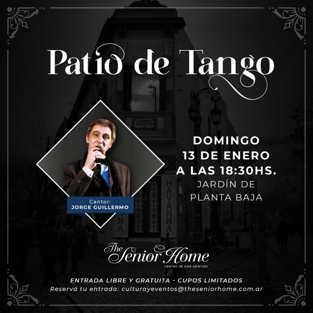 patio de tango SF