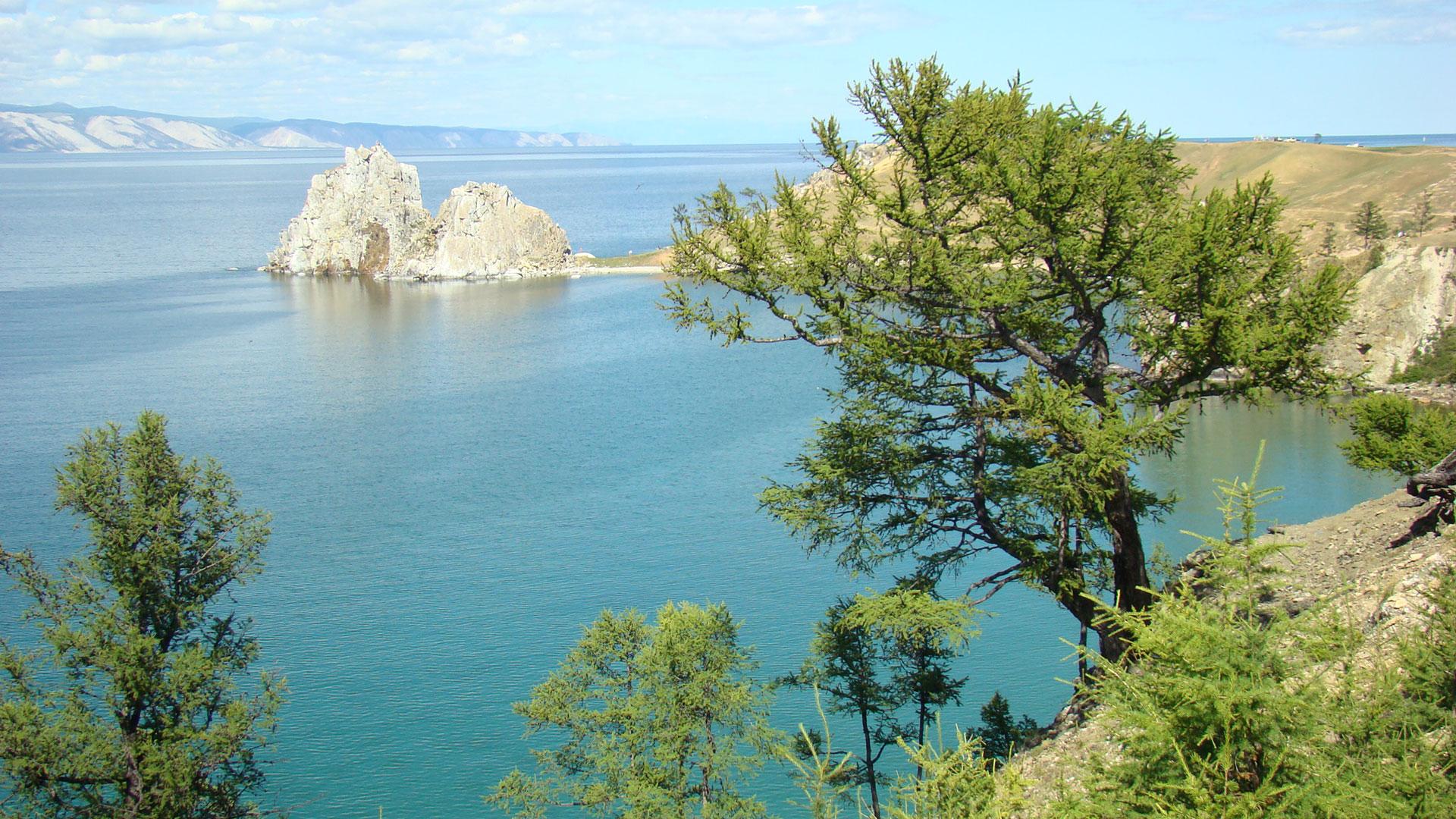 La vida silvestre en la isla, como el lago mismo, estuvo bajo amenaza durante años