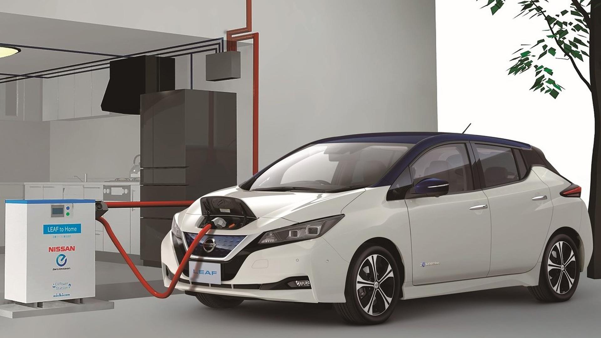 El Nissan Leaf fue el auto más vendido en 2018 en Noruega, donde 1 de cada 3 vehículos es eléctrico.