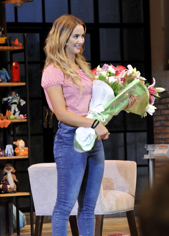 Por cuestiones laborales, Gimena Accardi no pudo estar en la obra y luego de un casting, Nico eligió a Flor