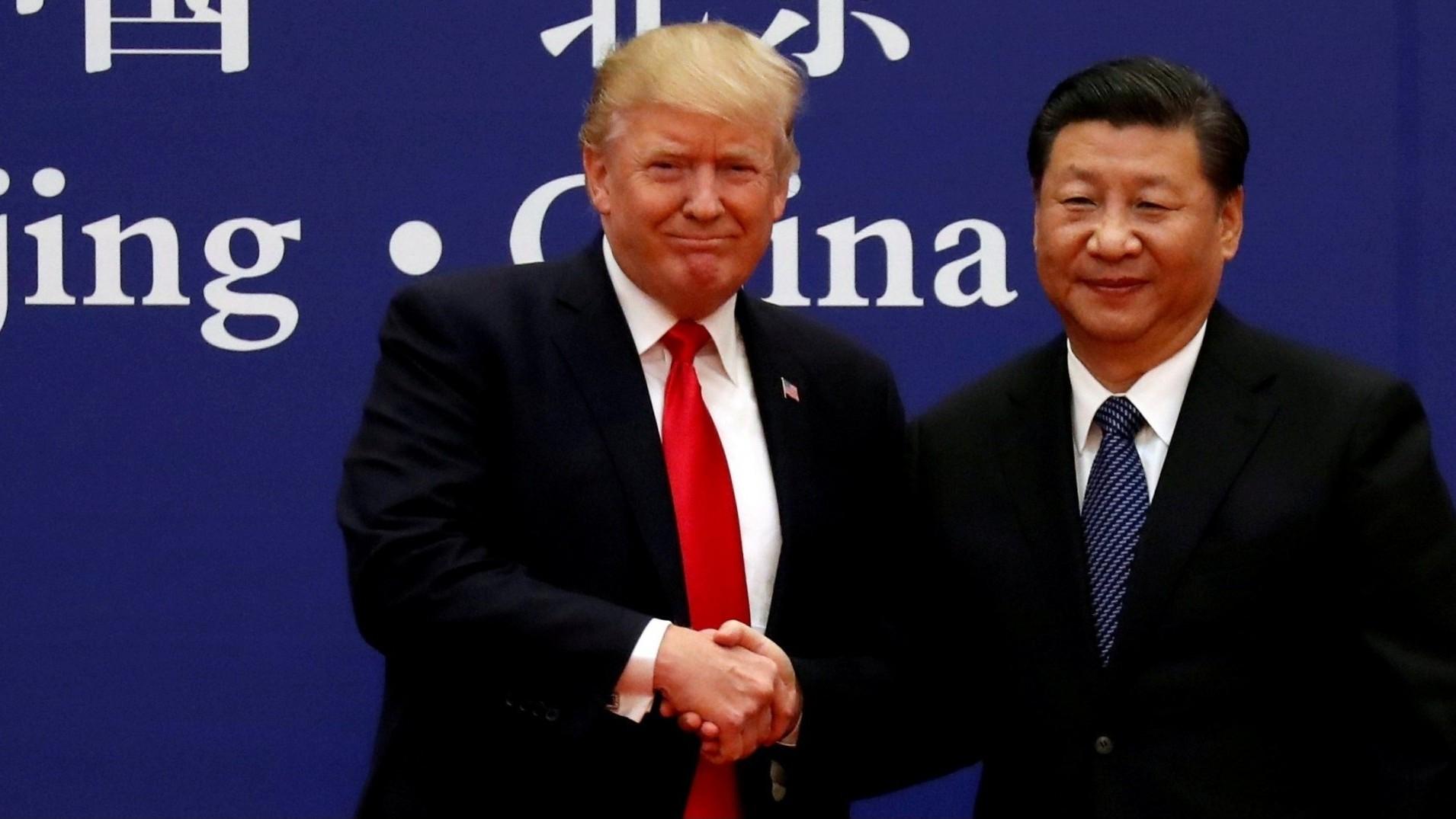 Los presidentes de Estados Unidos y China, Donald Trump y Xi Jinping (Reuters)