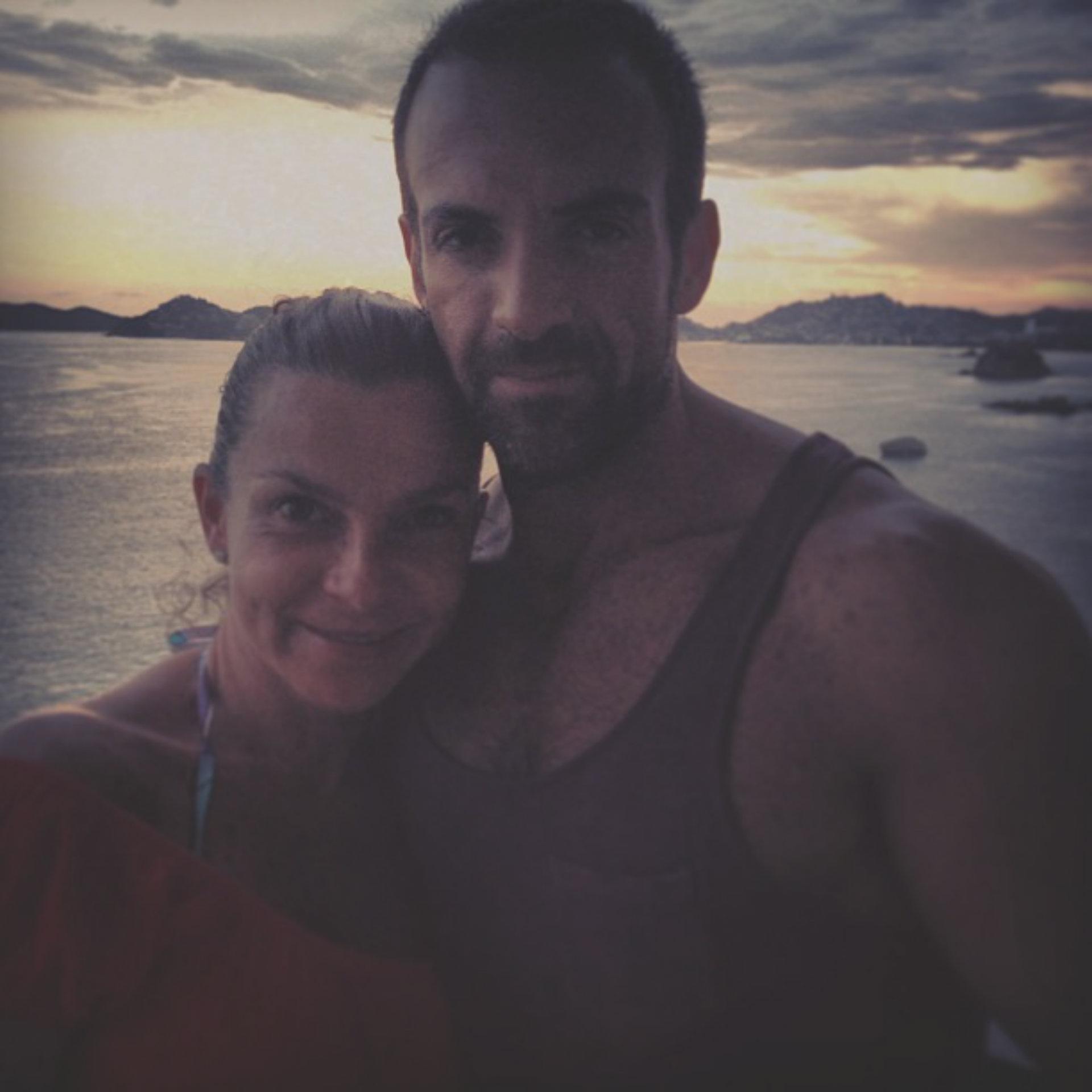 Mariana Garza y Pablo Perroni se casaron en 2006 (Instagram/pabloperroni)