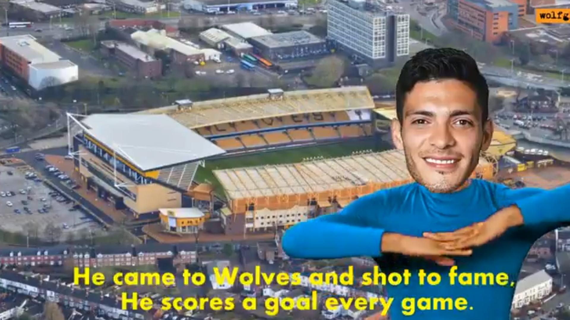 (Captura de pantalla Twitter Wolves Español)