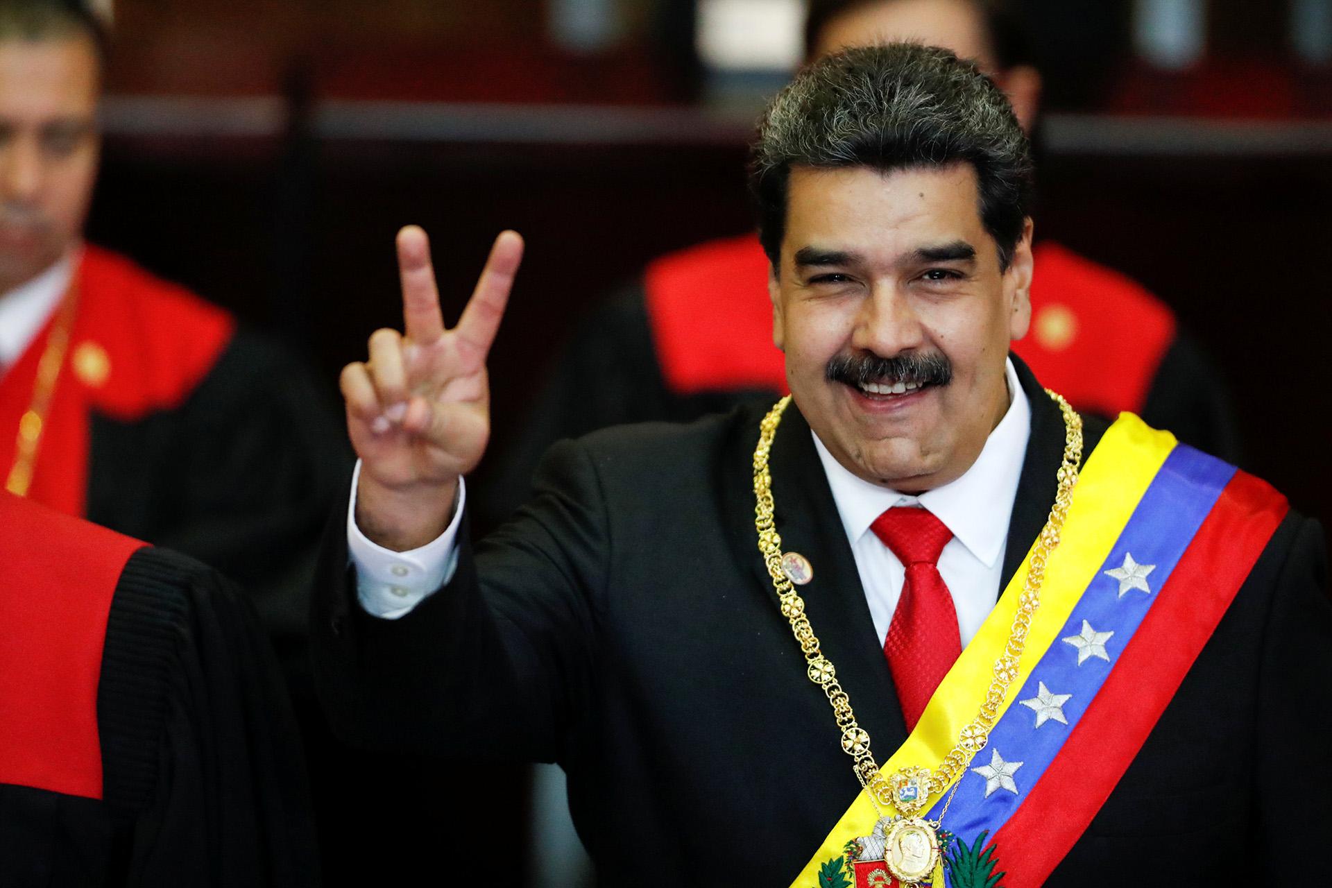 Venezuela-Nicolas Maduro-Segundo Mandato