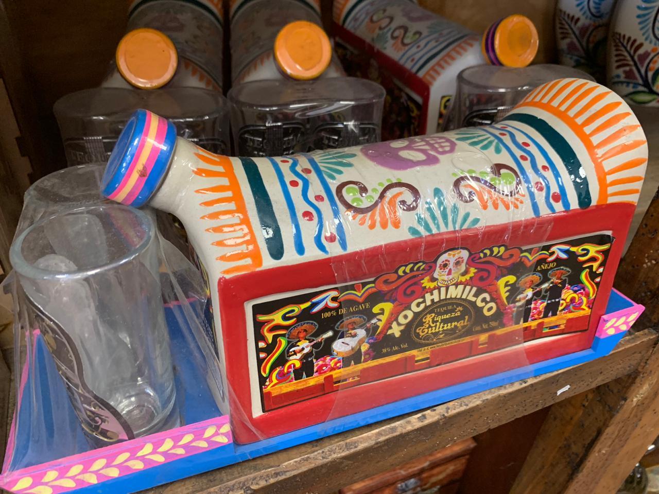 Después de la Revolución Mexicana se impulsó el beber tequila en el país (Foto: Cortesía de Nuestros Dulces)