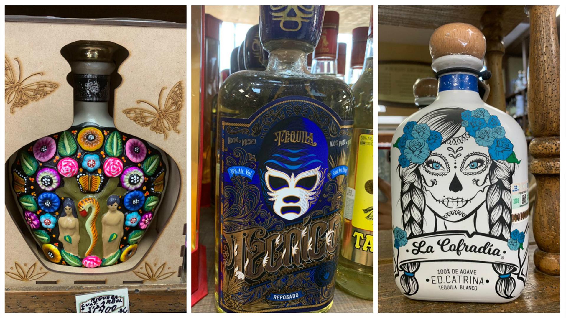 El tequila es una de las bebidas mexicanas más conocidas en el mundo (Foto: Cortesía de Nuestros Dulces)