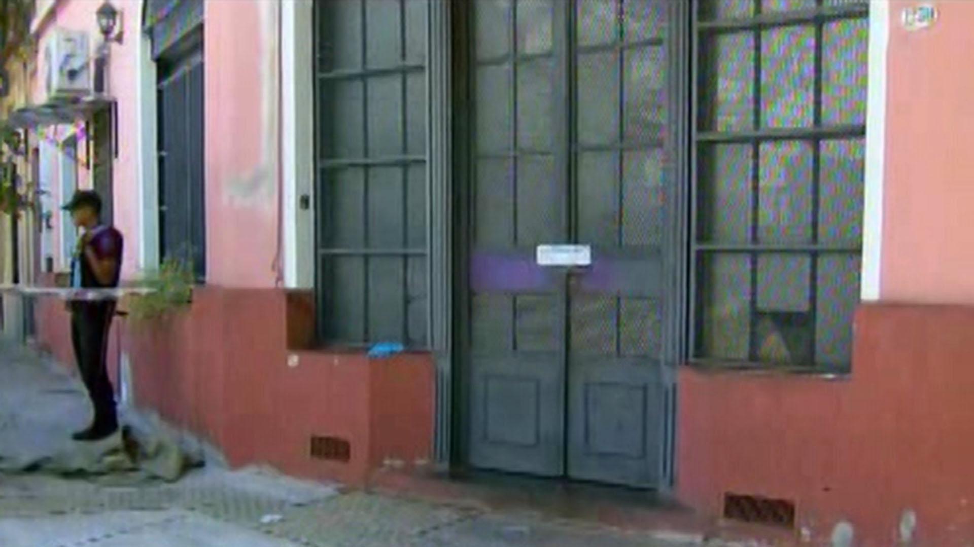 El ataque ocurrió en la calle Neuquén al 1200