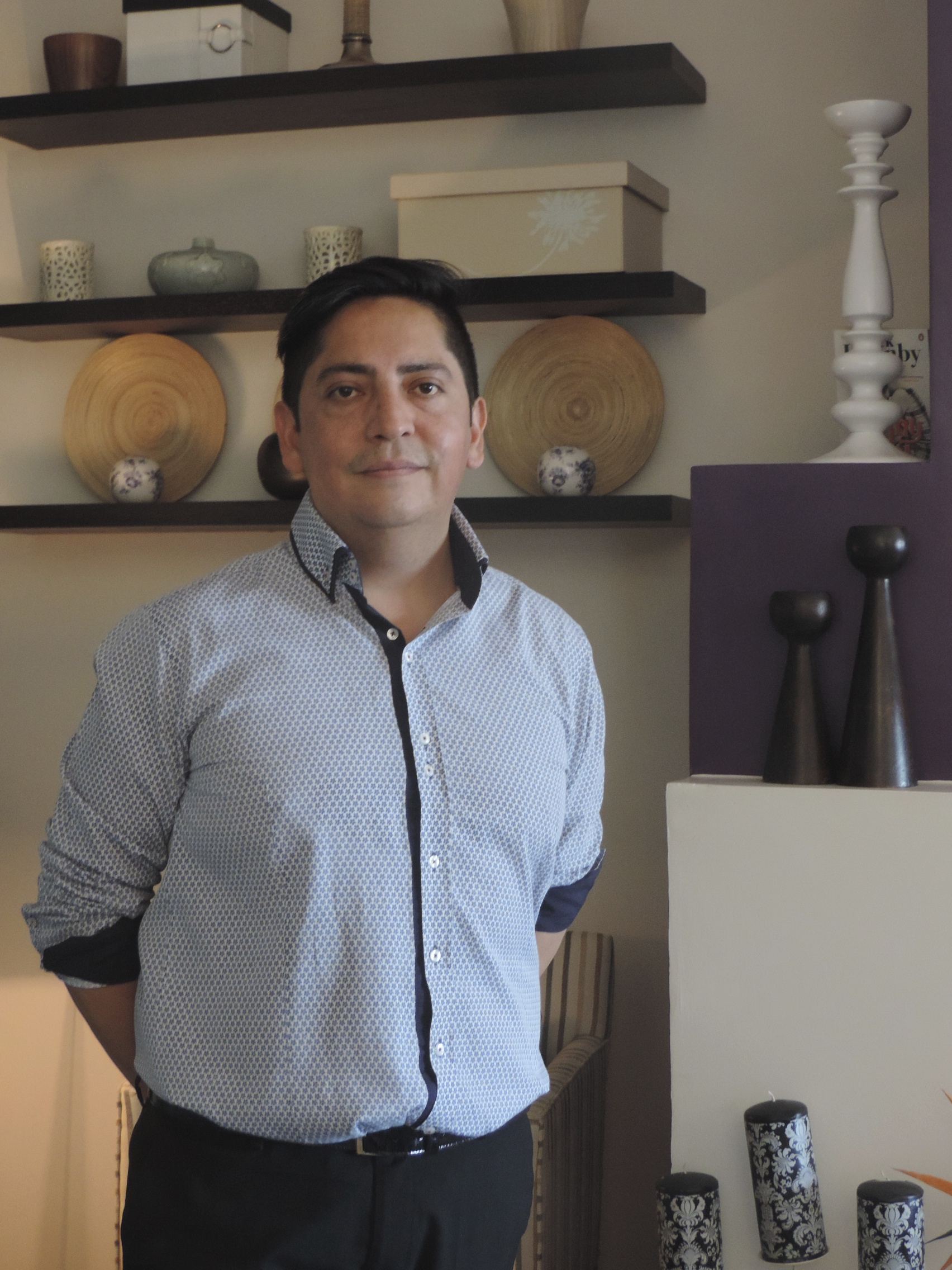 Alex Olmedo, creador de Waterfront hotel y su oferta gastronómica, está apostando, junto a una comunidad fortalecida, a crear servicios de valor para el viajero