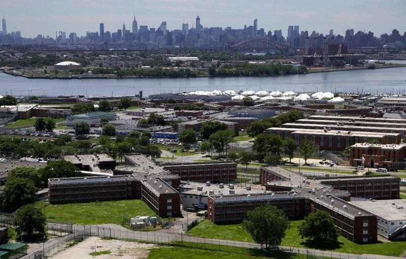Cárcel de isla Rikers, Nueva York (Seth Wenig / AP / AP)