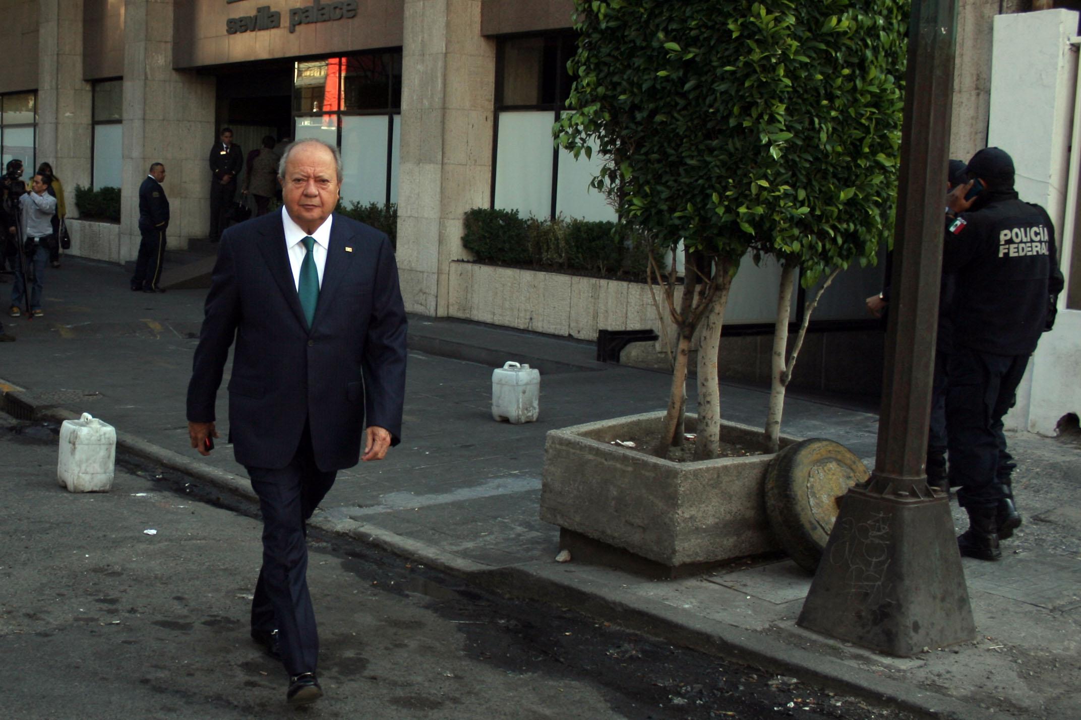 El líder sindical de Petróleos Mexicanos elogió el combate contra la corrupción anunciado por el Presidente mexicano, sin embargo pidió un amparo de detención en su contra Foto: (Cuartoscuro)