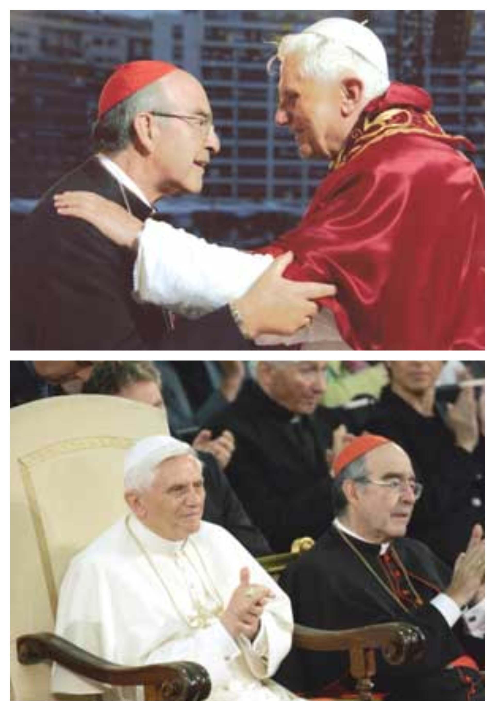El cardenal colombiano influyó en la elección del alemán Joseph Ratzinger como papa Benedicto XVI.
