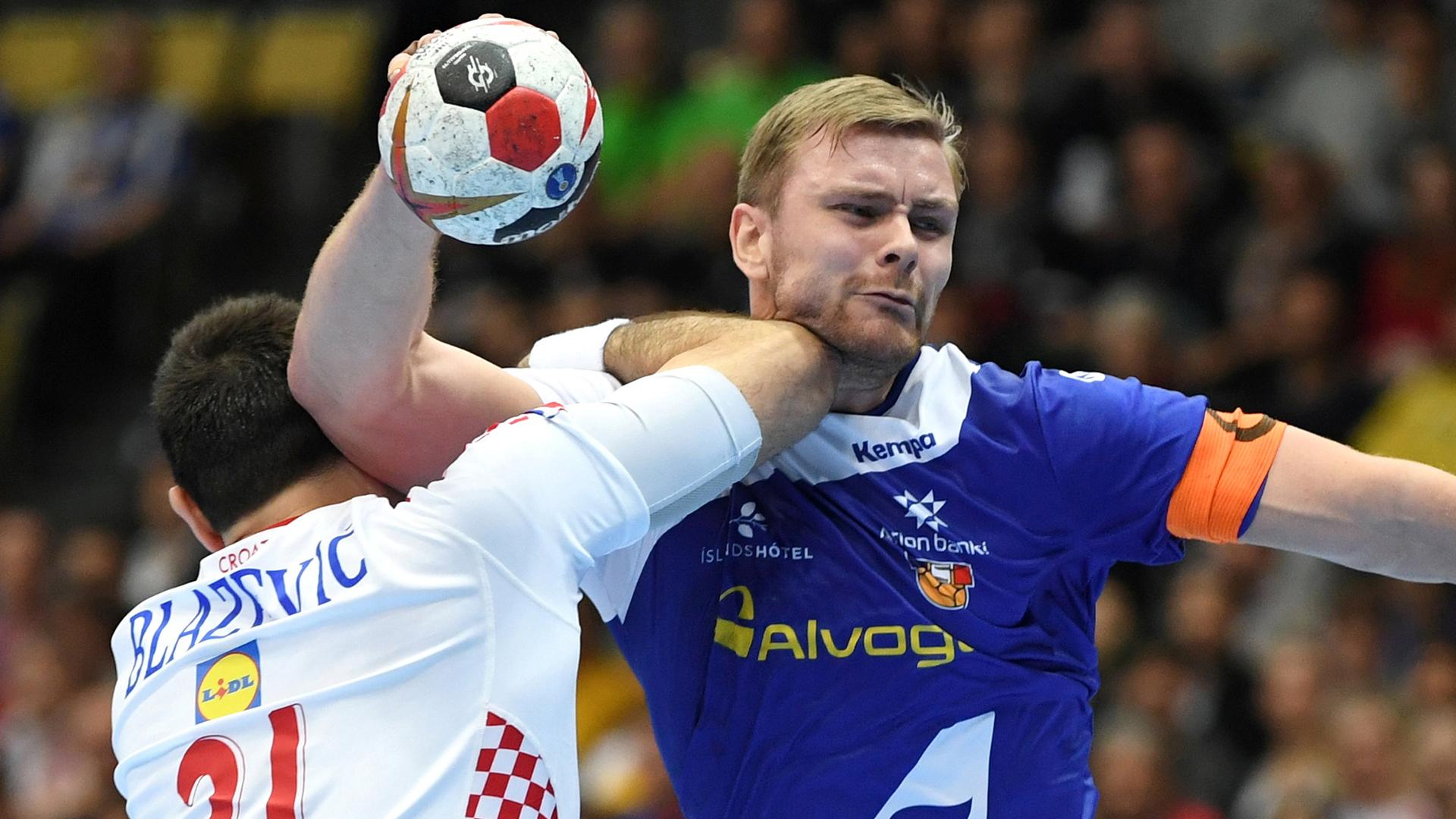 El próximo partido de Islandia será ante España (REUTERS)