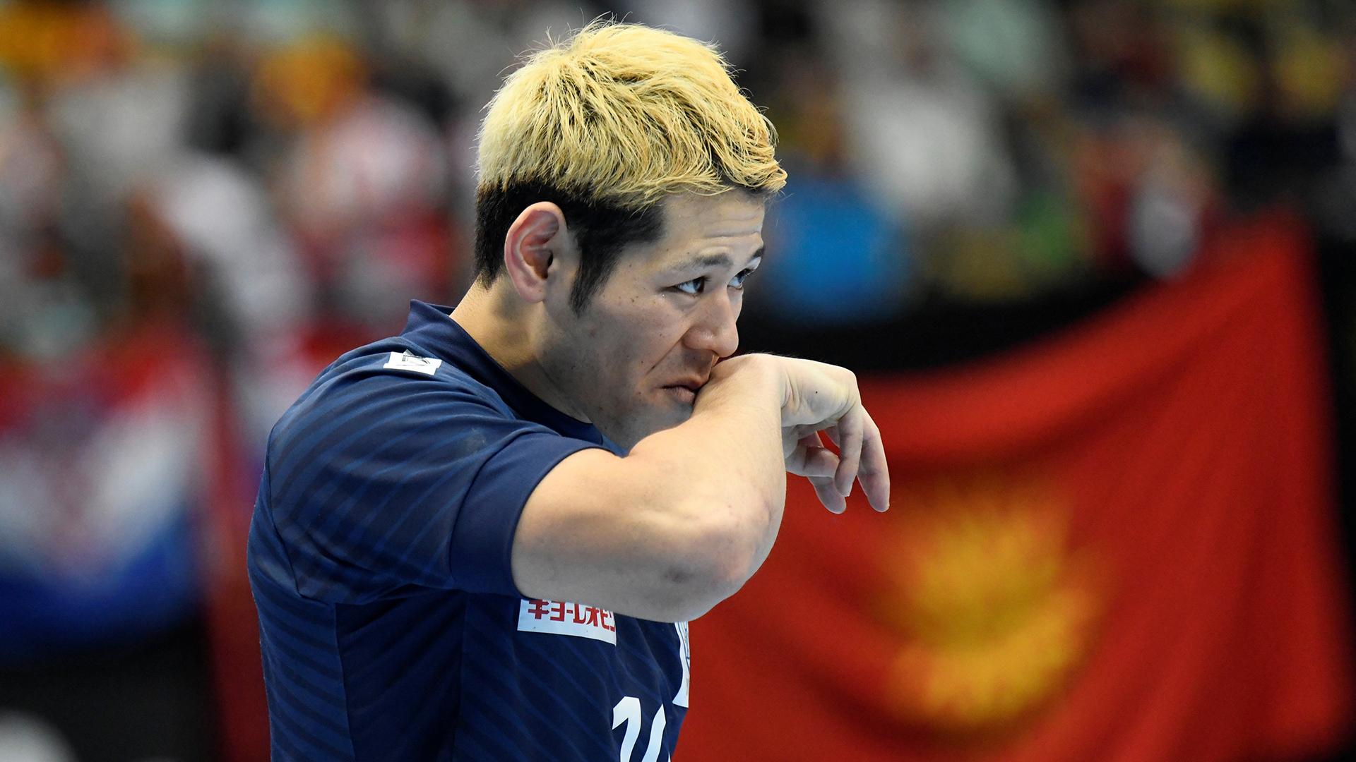 Japón quedó último en el Grupo B, junto a Islandia, ya que el combinado vikingo cayó en su presentación ante Croacia (REUTERS)