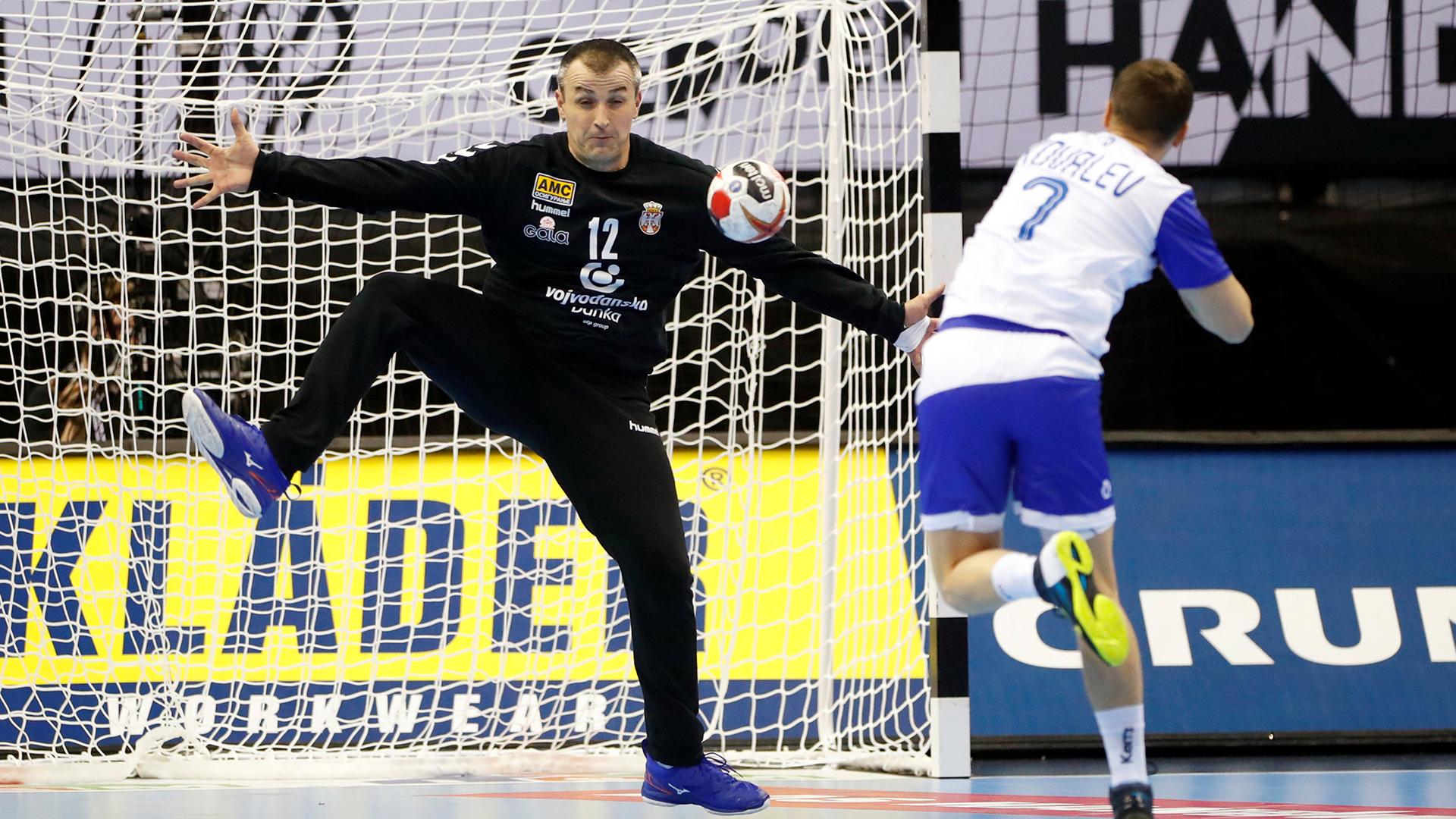 El XXVI Mundial de handball se desarrolla en Alemania y Dinamarca (REUTERS)