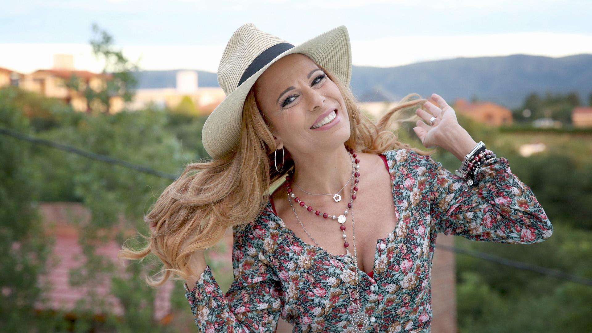 La actriz está instalada en Villa Carlos Paz desde fines de diciembre