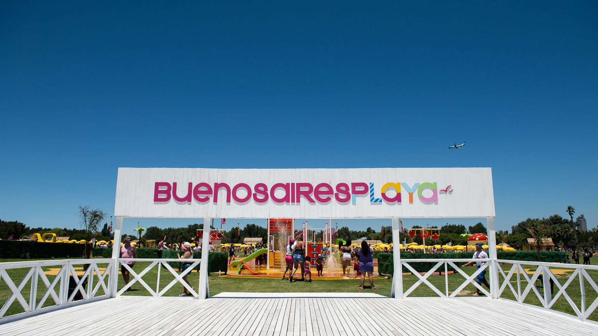Las playas funcionan de martes a domingos y feriados de 10 a 20 horas (Adrián Escandar)