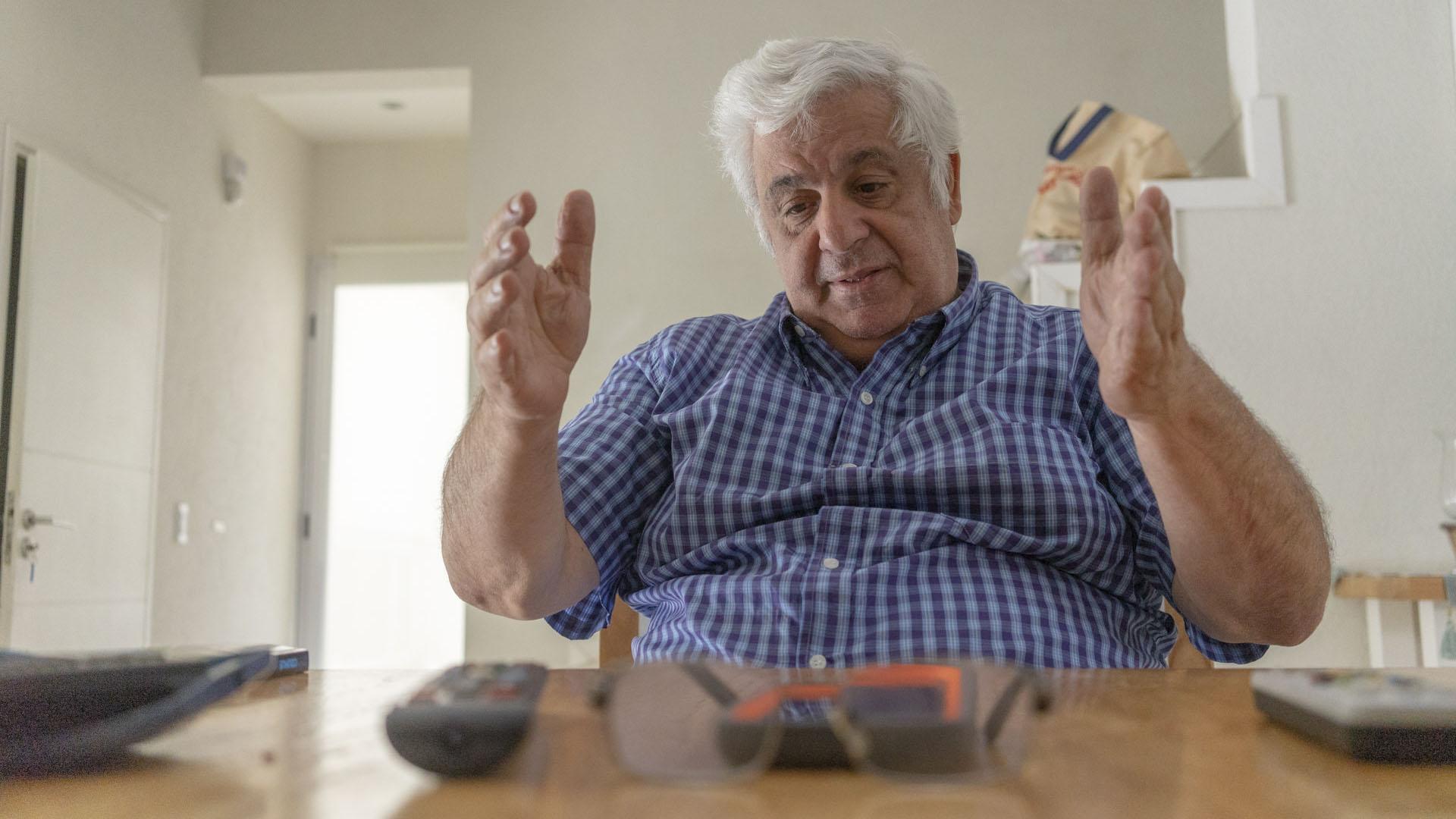 Alberto Samid (Foto: Mariano Imperial)