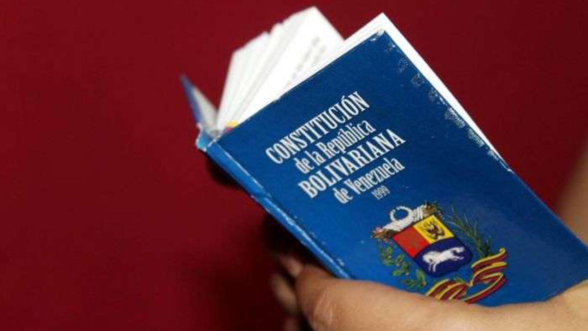 La Constitución de Venezuela