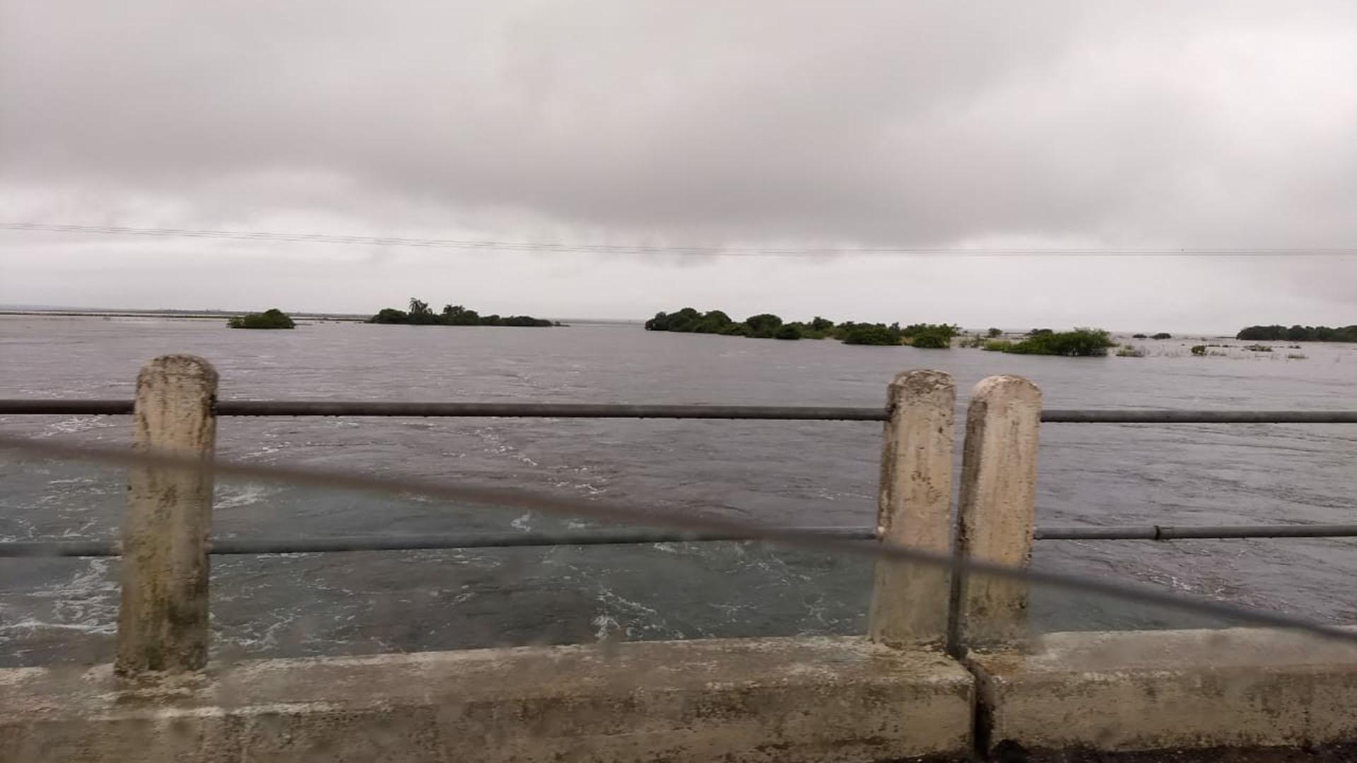 Según un informe de la Sociedad Rural Argentina, el norte de Santa Fe es la zona más afectada por las inundaciones. Las mismas también impactan en otras provincias. (Crédito: Sociedad Rural Argentina)