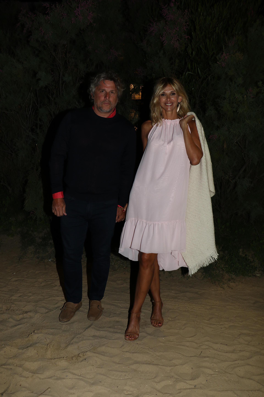 Vicky Fariña y Papo Rocca
