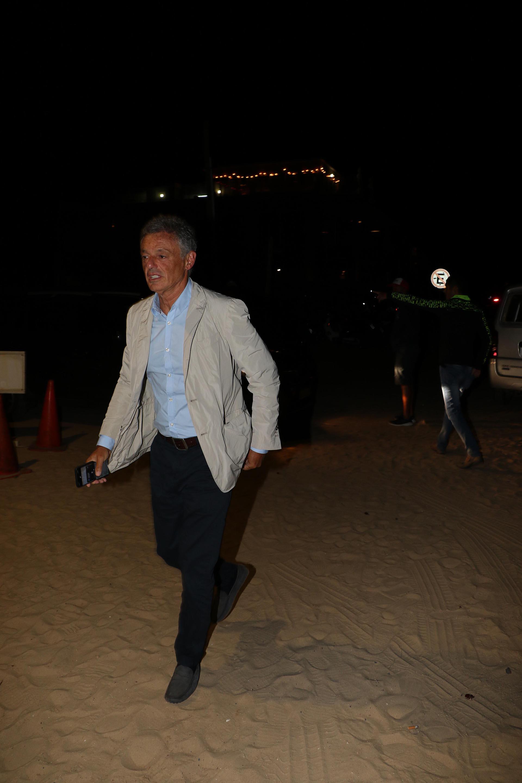 El ex ministro de Producción, Francisco Cabrera
