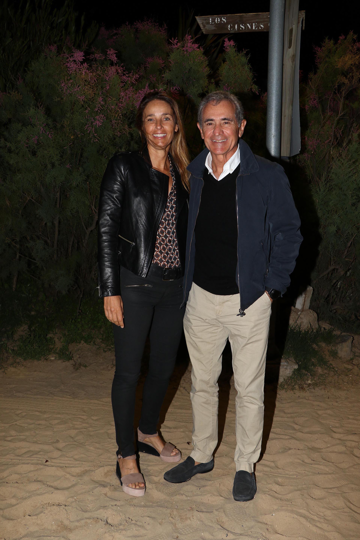 Inés Peralta Ramos y Manuel Antelo