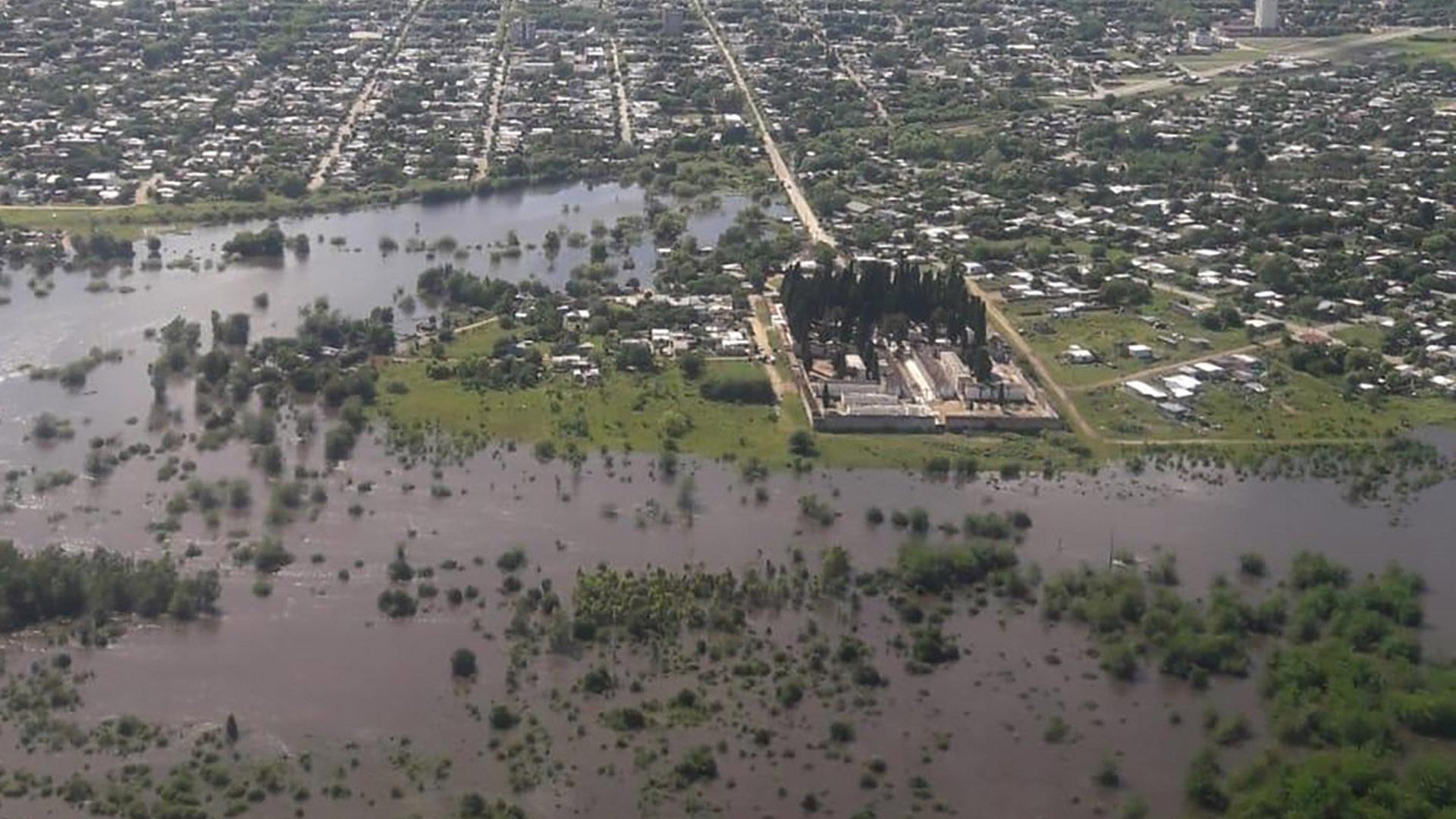 Hay más de mil evacuados por las lluvias en Uruguay (EFE)