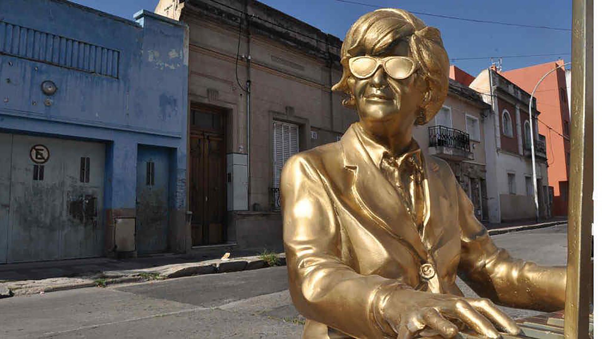 Leonor Marzano tiene su escultura en el Salón de la Fama de Córdoba