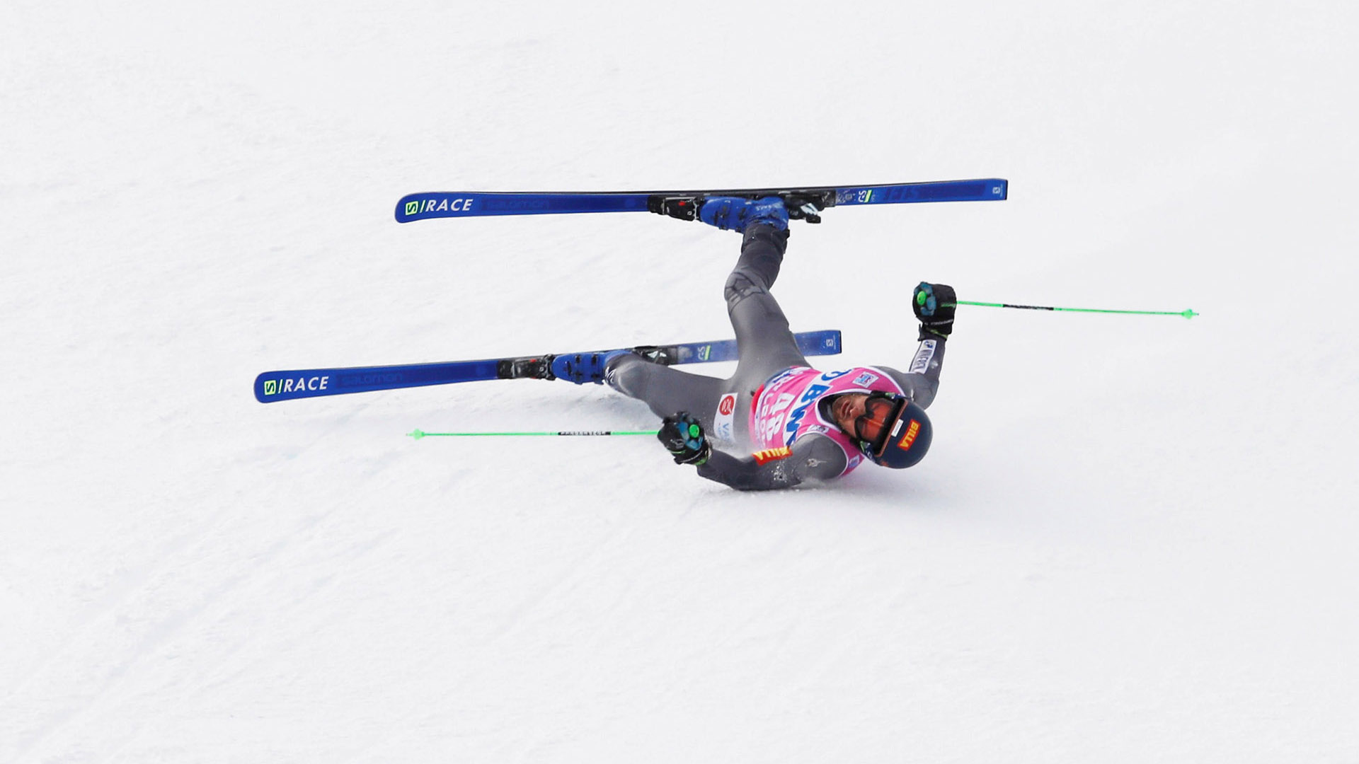 El evento combinado se abandonó después de 1948 con la adición del slalom gigante en 1950 (REUTERS)