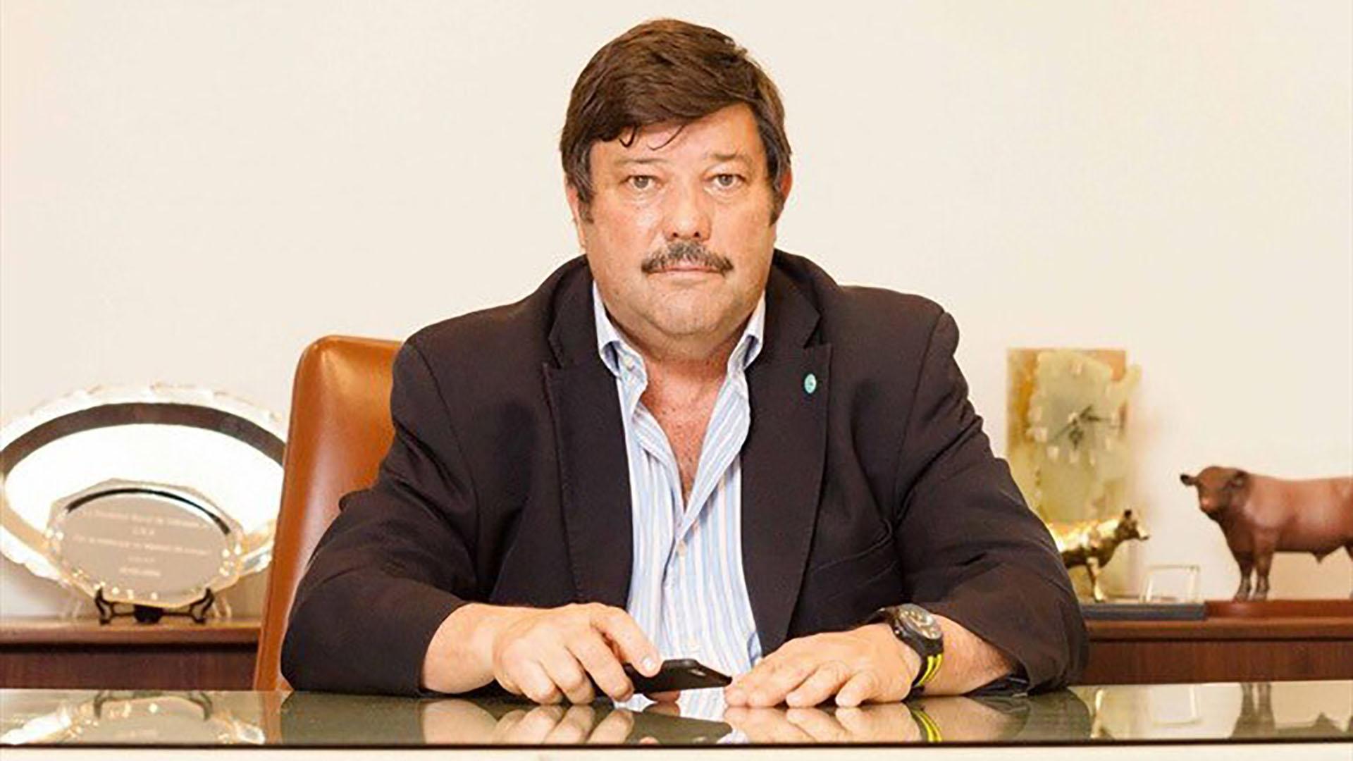 Dardo Chiesa, presidente de CRA