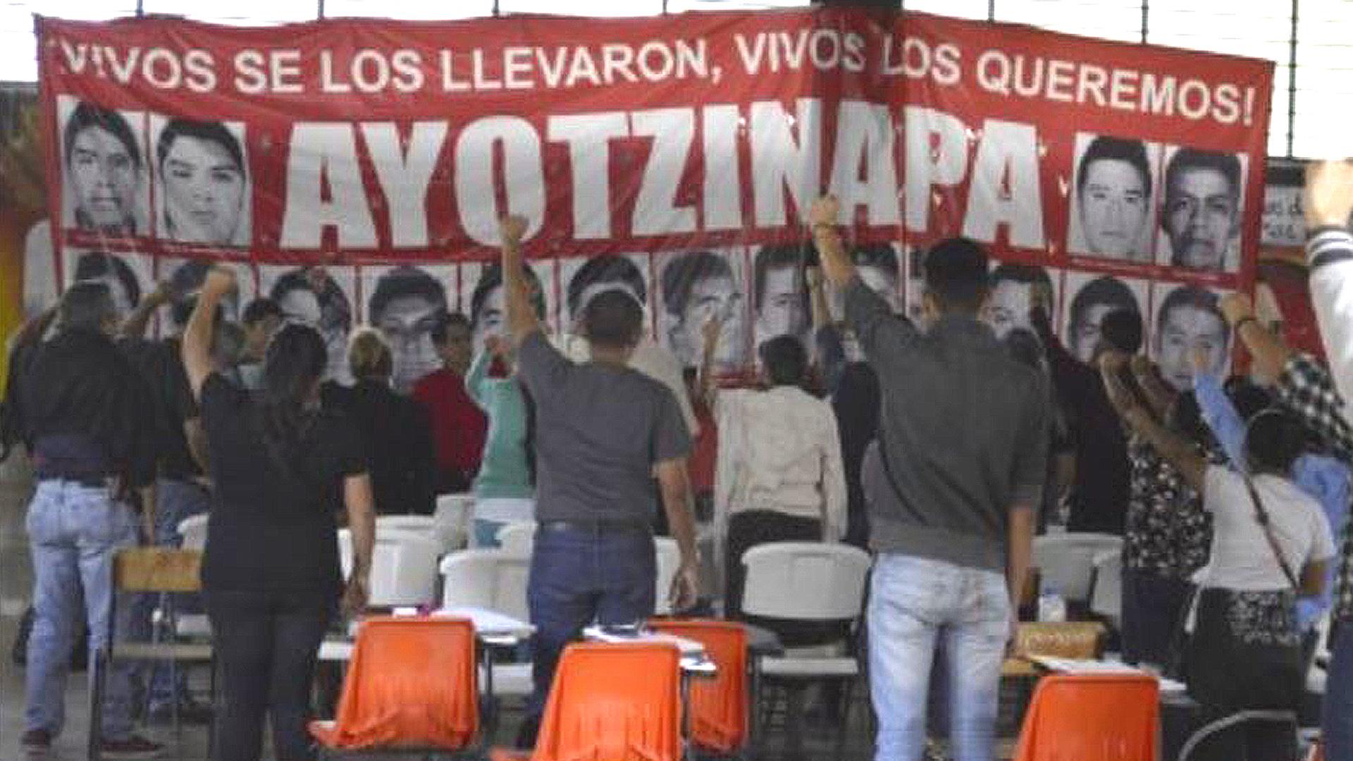 El caso Ayotzinapa revivió con la instalación de la comisión de la verdad que ha puesto en marcha el gobierno federal. (Foto: Cuartoscuro)